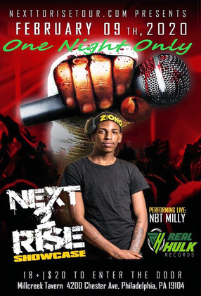 Nbt Milly Live on 2_09_20