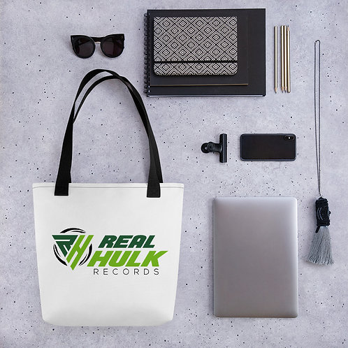 Real Hulk Recordes Tote bag