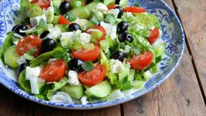 Greek Salad (4 servings)