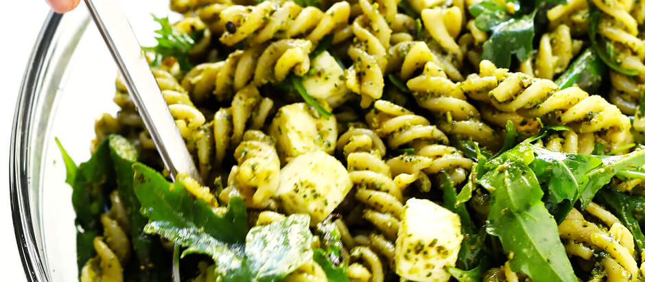 Summer  Pasta Salad - 4 servings