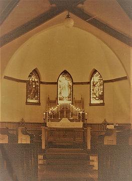 St. John's Episcopal Church, Hopewell af