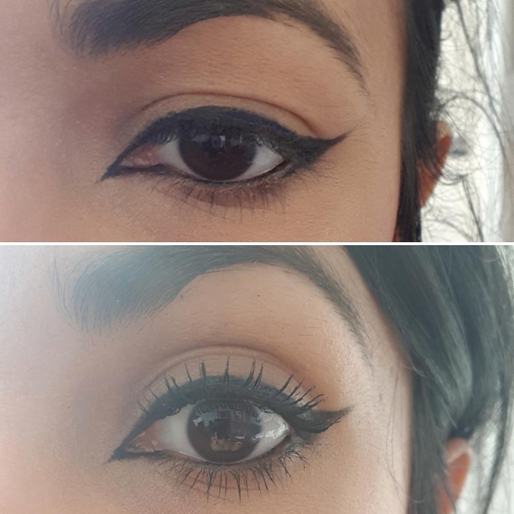 Mac Cosmetics upward lash mascara lashes