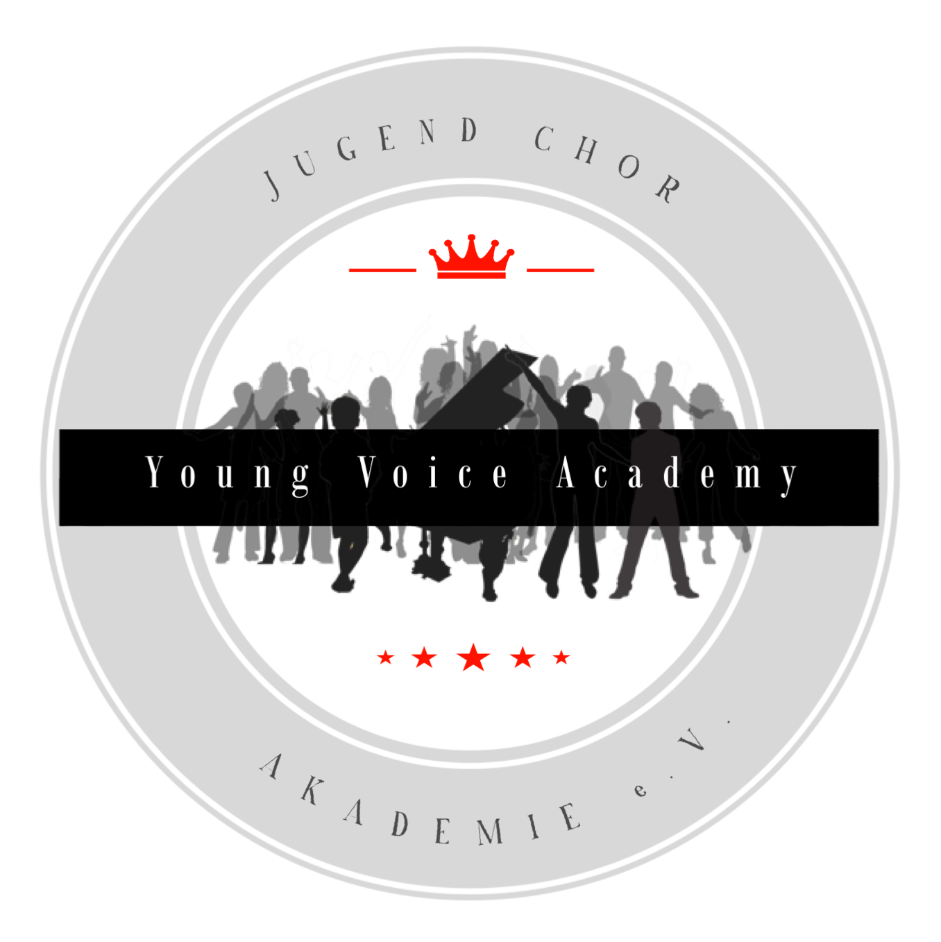 logo young voice academy