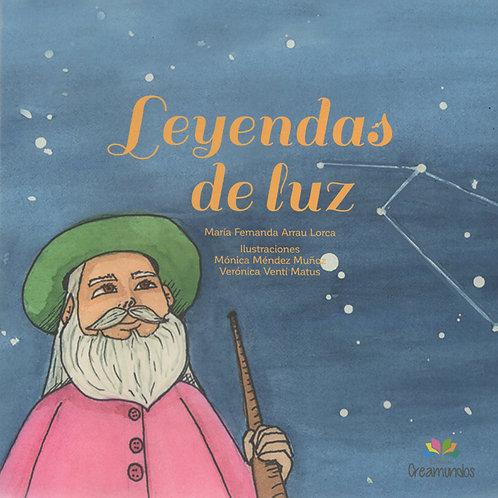 """""""Leyendas de luz"""", Libro infantil"""