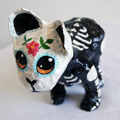 Perrito cartapesta 1
