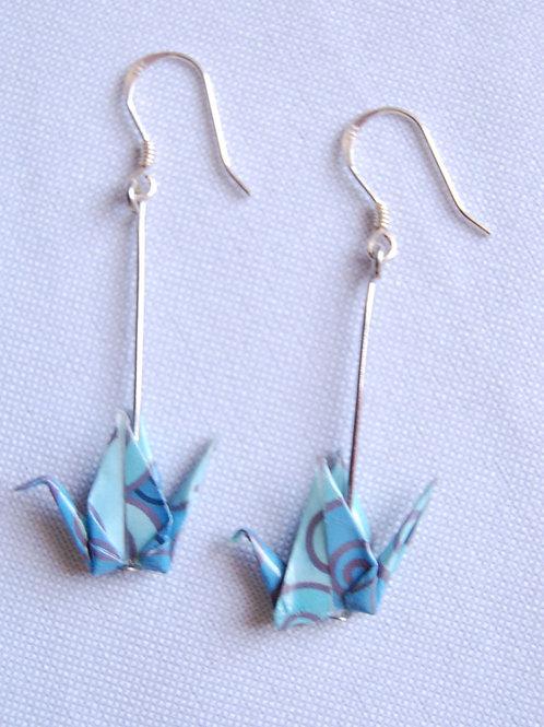 Aros Origami Grulla Pequeña