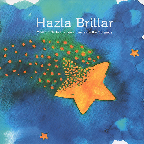 """Hazla brillar"", Libro infantil"