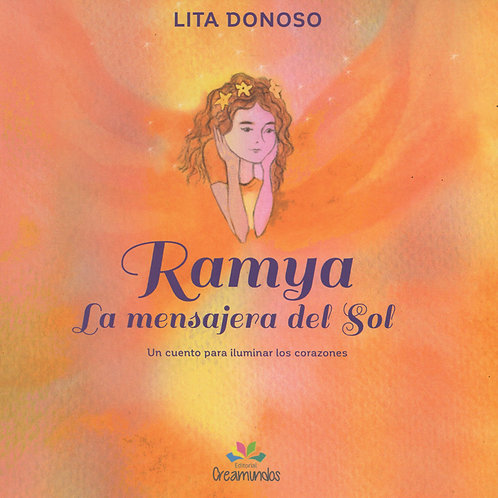 """Ramya, la mensajera del sol"", Libro Infantil"