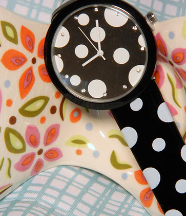 Polka Dot Watch