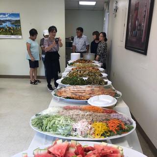 애틀랜타 원로 목사회 점심 식사대접 (2)
