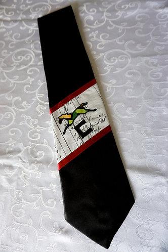 Yellow Horse Ledger Necktie