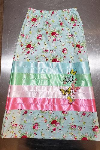 Butterfly Ribbon Skirt