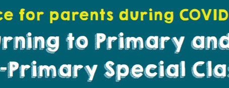 Return of Special Schools and Special Classes