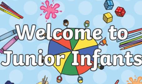 Junior Infant Information Night Video