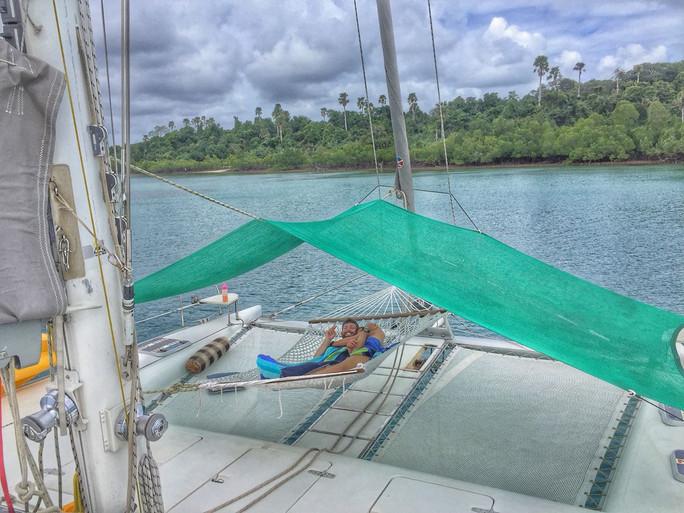 Mnemba Island Yacht Charter Day Cruise Zanzibar