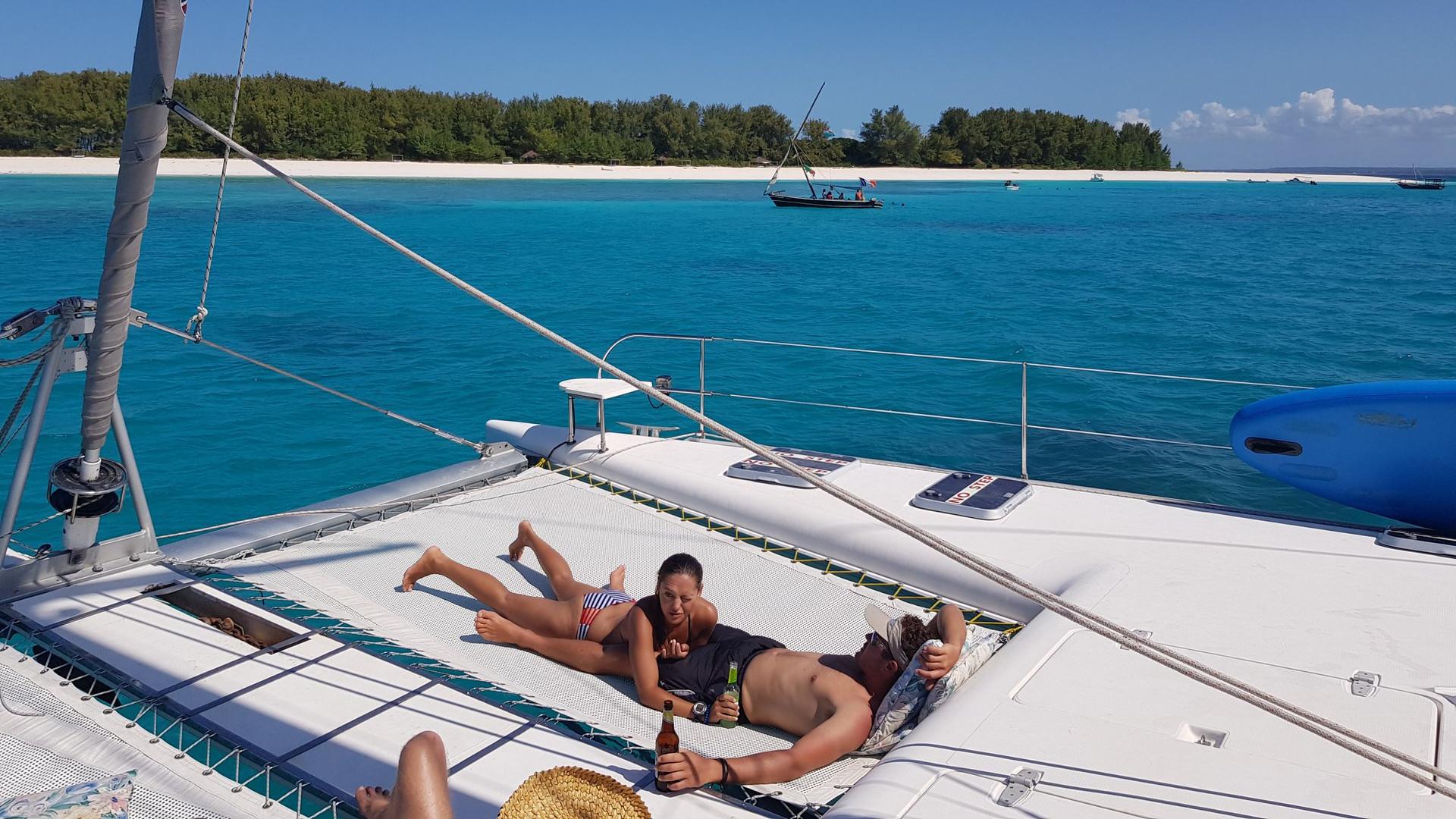 Zanzibar Sunset Yacht Cruise