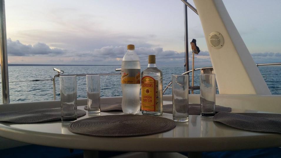 40ft Zanzibar Charter Catamaran