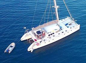 Yacht Day Charter to Mnemba Island