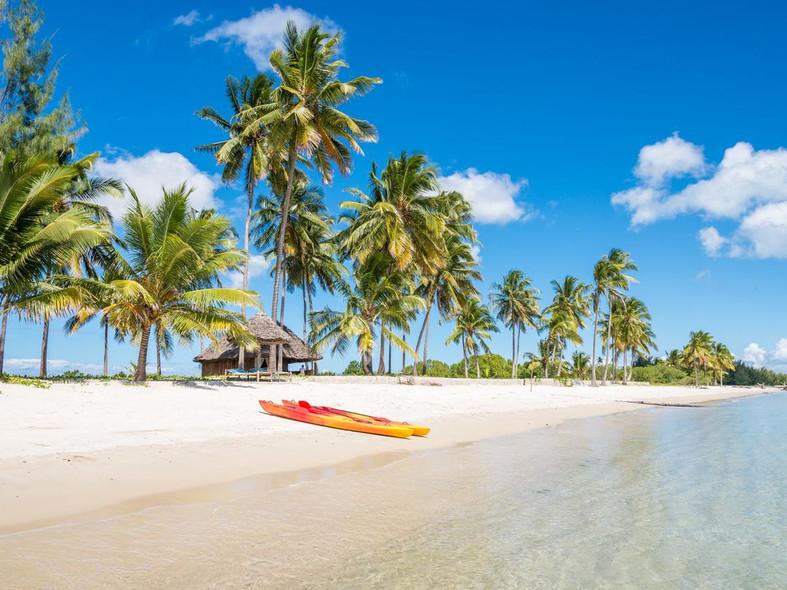 Mafia Island Yacht Charters