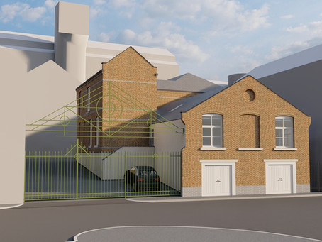 3 x One bed Apartments including freehold, available NOW! Completion November 2021