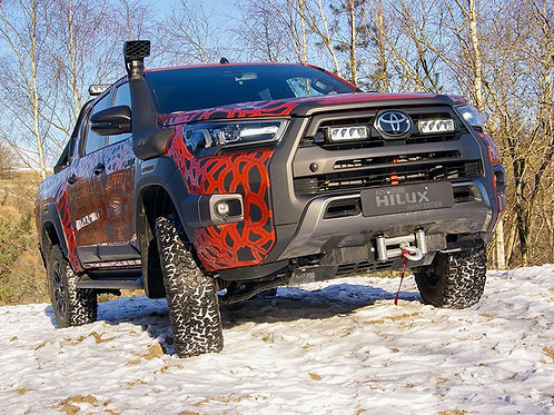 TOYOTA HILUX ROGUE (2021+) GRILLE KIT