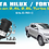Thumbnail: Toyota Hilux/Fortuner 2015 - on - ProVent Oil Catch Can Kit