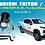Thumbnail: Mitsubishi Triton 2015-on - ProVent Catch Can Kit