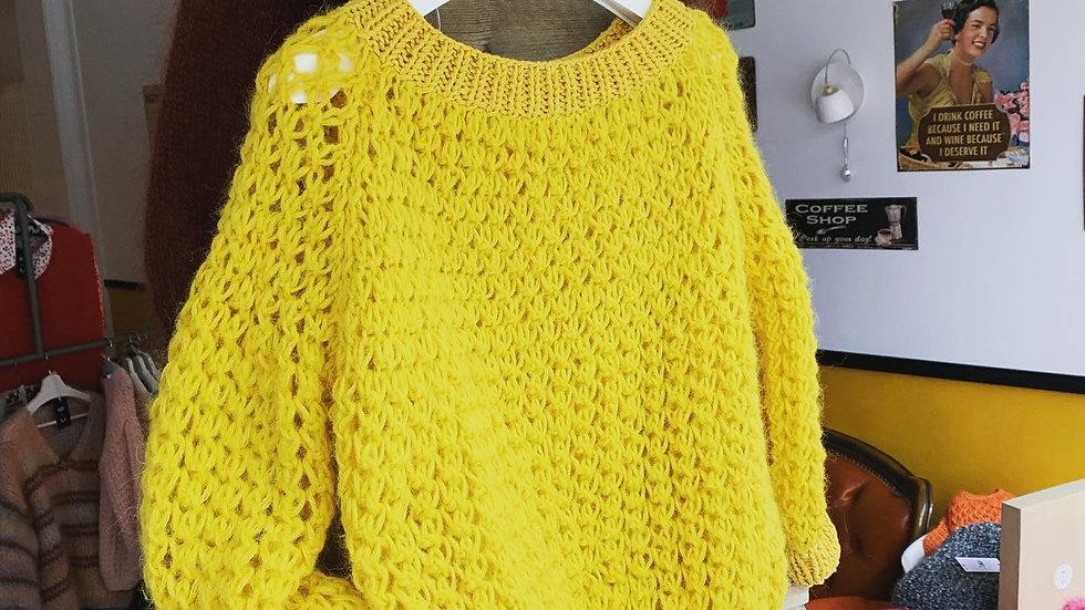 Sweater little hearts