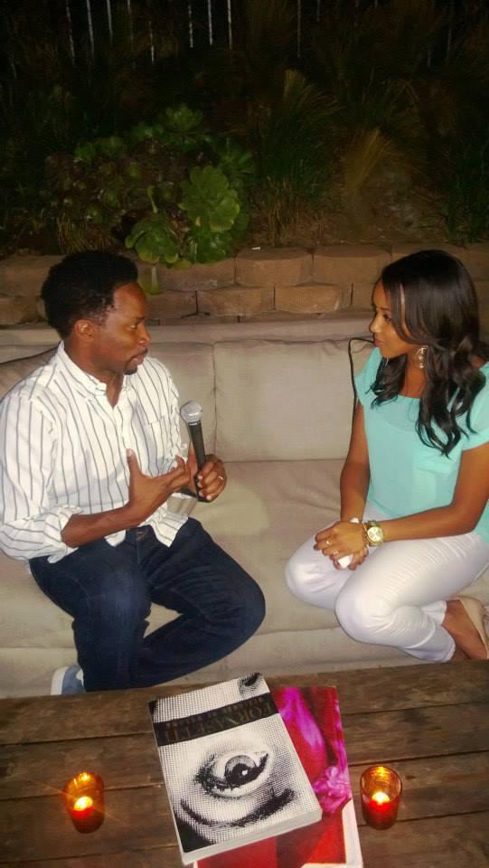 Toni with Harold Perrineau.jpg