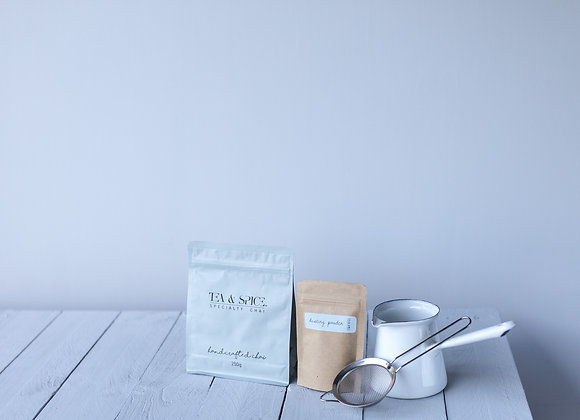 Starter Pack - Tea & Spice Handcrafted 'Wet' Chai