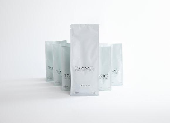 Tea & Spice Chai Latte Powder - Bundle