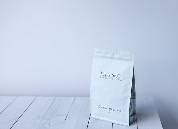 5 x 1kg Tea & Spice Handcrafted 'Wet' Chai
