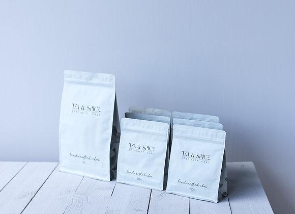 Tea & Spice Handcrafted 'Wet' Chai - Bundle