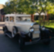 Hard top vintage cars are ideal for wine tours around Hawkes Bay