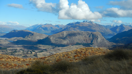 Amazing views for Te Mata Peak
