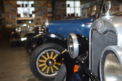 Collection of vintage and oldtimer c