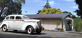 Napier Classic Wedding cars for hire