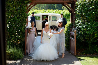 Country wedding in Hawkes Bay NZ