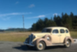 Old timer classic Chev for hire in Hawkes Bay