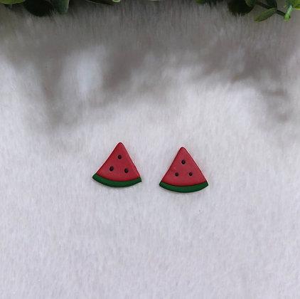 Juicy Watermelon Studs