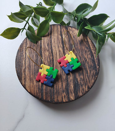 Mini Puzzle Hoops