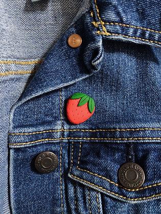 Strawberry Pin