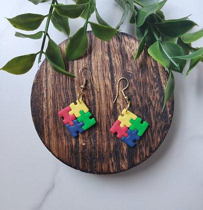 Mini Puzzle Dangles