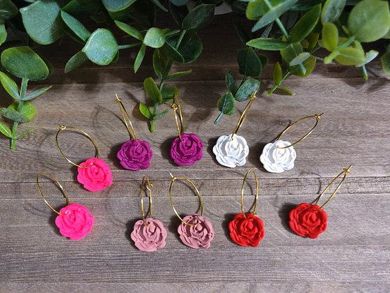 Rose Hoops