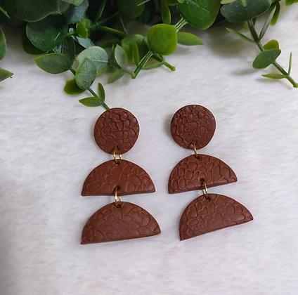 Chocolate Pebble Stone