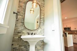 1107 Duke Street Downstairs bathroom