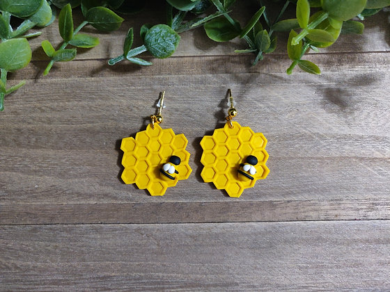 Honeycomb Dangles