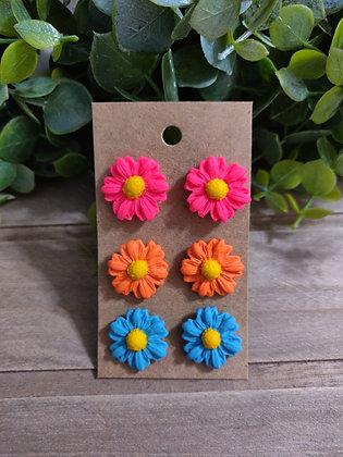 Flower Stud Pack