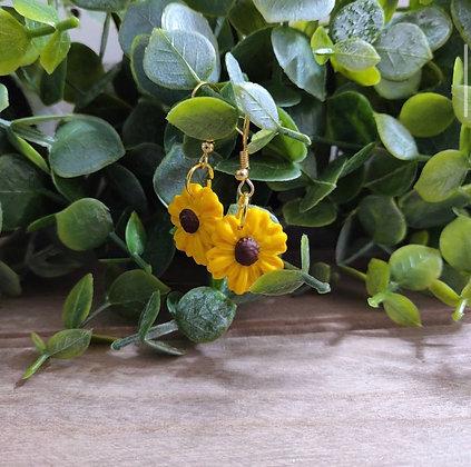 Sunflower Fishhooks