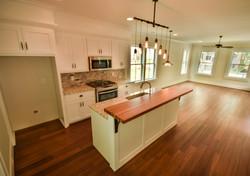 1107 Duke Street View to kitchen